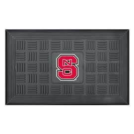 North Carolina State University  Medallion Door Mat
