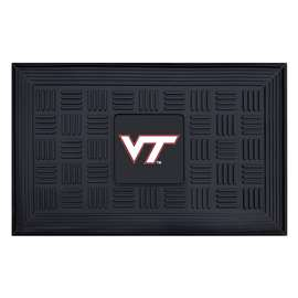 Virginia Tech  Medallion Door Mat