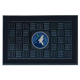 NBA - Minnesota Timberwolves  Medallion Door Mat
