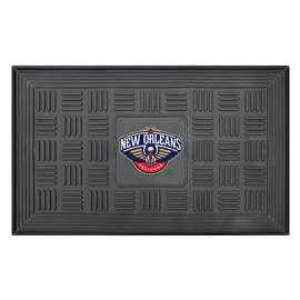 NBA - New Orleans Pelicans  Medallion Door Mat