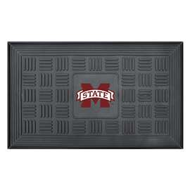 Mississippi State University  Medallion Door Mat