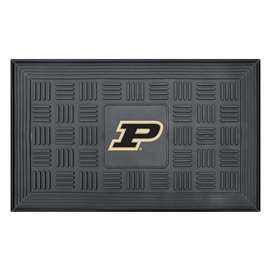 Purdue University  Medallion Door Mat