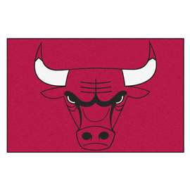 NBA - Chicago Bulls  Starter Mat Mat, Rug , Carpet