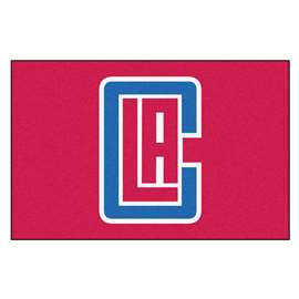 NBA - Los Angeles Clippers  Starter Mat Mat, Rug , Carpet