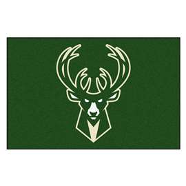 NBA - Milwaukee Bucks  Starter Mat Mat, Rug , Carpet