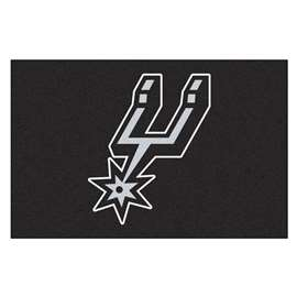 NBA - San Antonio Spurs  Starter Mat Mat, Rug , Carpet