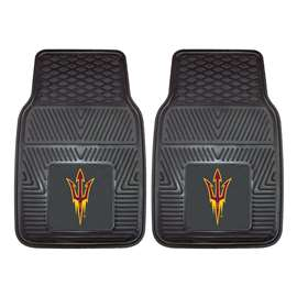 Arizona State University  2-pc Vinyl Car Mat Set