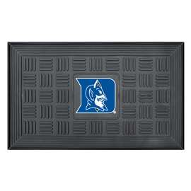 Duke University  Medallion Door Mat
