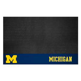University of Michigan  Grill Mat