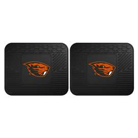 Oregon State University  2 Utility Mats Rug Carpet Mat