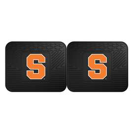 Syracuse University  2 Utility Mats Rug Carpet Mat