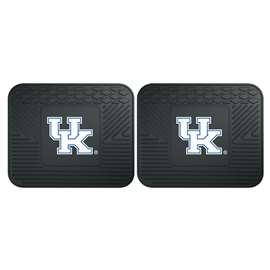 University of Kentucky  2 Utility Mats Rug Carpet Mat