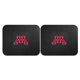 University of Minnesota  2 Utility Mats Rug Carpet Mat