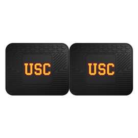 University of Southern California  2 Utility Mats Rug Carpet Mat