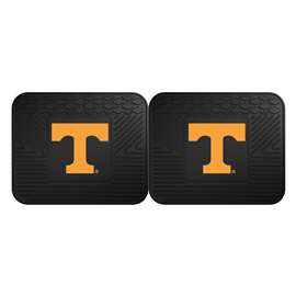 University of Tennessee  2 Utility Mats Rug Carpet Mat