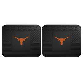 University of Texas  2 Utility Mats Rug Carpet Mat