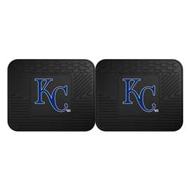 "MLB - Kansas City Royals 2-pc Utility Mat 14""x17""  2 Utility Mats"