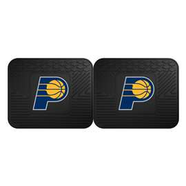 NBA - Indiana Pacers  2 Utility Mats Rug Carpet Mat