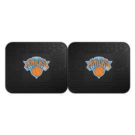 NBA - New York Knicks  2 Utility Mats Rug Carpet Mat
