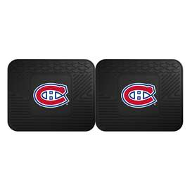 NHL - Montreal Canadiens Rug Carpet Mat 14 X 17 Inches