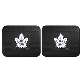 NHL - Toronto Maple Leafs Rug Carpet Mat 14 X 17 Inches