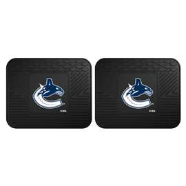 NHL - Vancouver Canucks Rug Carpet Mat 14 X 17 Inches