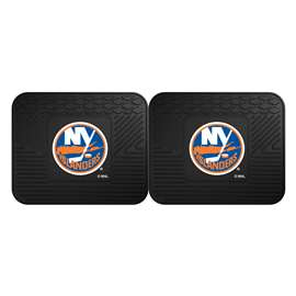 NHL - New York Islanders Rug Carpet Mat 14 X 17 Inches