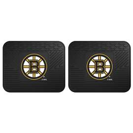 NHL - Boston Bruins Rug Carpet Mat 14 X 17 Inches