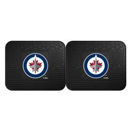 NHL - Winnipeg Jets Rug Carpet Mat 14 X 17 Inches