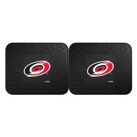 NHL - Carolina Hurricanes Rug Carpet Mat 14 X 17 Inches