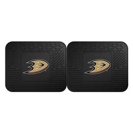 NHL - Anaheim Ducks Rug Carpet Mat 14 X 17 Inches