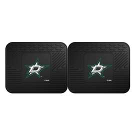 NHL - Dallas Stars Rug Carpet Mat 14 X 17 Inches