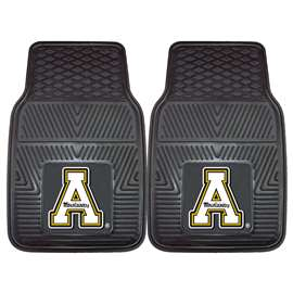Appalachian State  2-pc Vinyl Car Mat Set