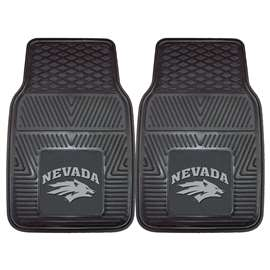 University of Nevada  2-pc Vinyl Car Mat Set