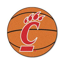 University of Cincinnati  Basketball Mat Rug Carpet Mats