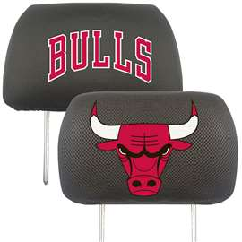NBA - Chicago Bulls  Head Rest Cover Car, Truck