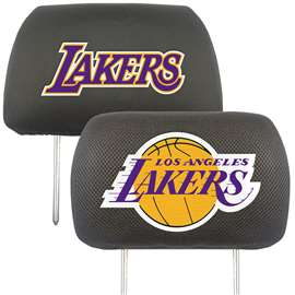 NBA - Los Angeles Lakers  Head Rest Cover Car, Truck
