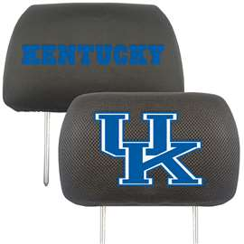 University of Kentucky  Head Rest Cover Car, Truck