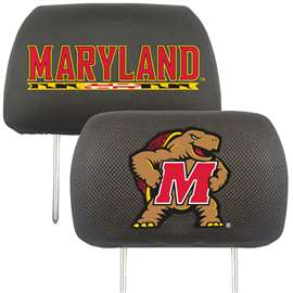 University of Maryland  Head Rest Cover Car, Truck