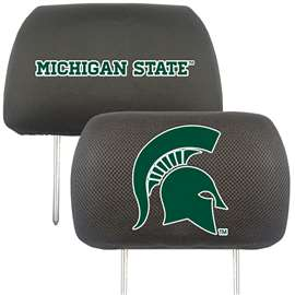 Michigan State University  Head Rest Cover Car, Truck