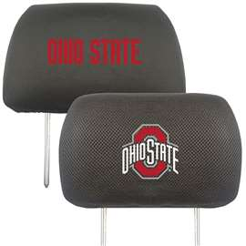 Ohio State University  Head Rest Cover Car, Truck