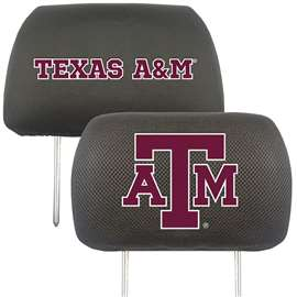 Texas A&M University  Head Rest Cover Car, Truck