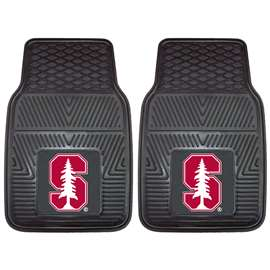 Stanford University  2-pc Vinyl Car Mat Set