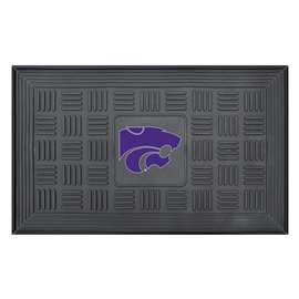 Kansas State University  Medallion Door Mat