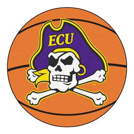 East Carolina University  Basketball Mat Rug Carpet Mats