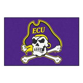 East Carolina University  Starter Mat Mat, Rug , Carpet
