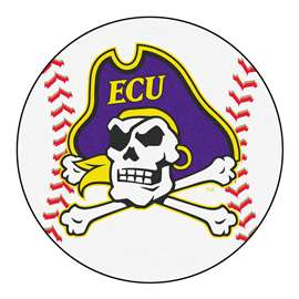 East Carolina University  Baseball Mat Rug Carpet Mats