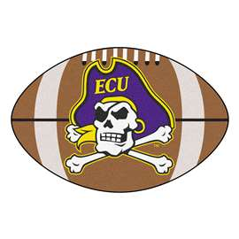 East Carolina University  Football Mat Mat Rug Carpet