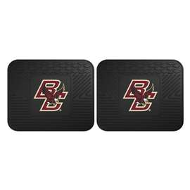 Boston College  2 Utility Mats Rug Carpet Mat