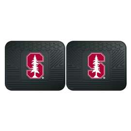 Stanford University  2 Utility Mats Rug Carpet Mat